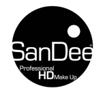 SanDee Professional HD Make Up-Logo